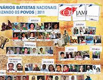 Campanha M.M. - Corpo de Missionários da JAMI