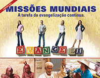 Campanha de Missões Mundiais da JAMI