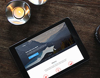 Valley - One Page WordPress Theme