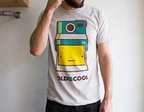 Polaroid | Wö t-shirt
