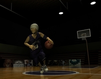 Game On, 3D Short Animation