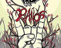 Rock al Parque 20 Años - 2014 - Poster
