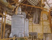 Baclou project - La distillerie de Cayenne