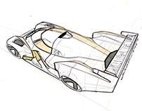 Le Mans LMP1