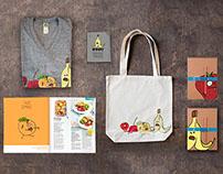 Fruit Zombies : Recipe Booklet