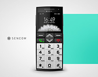 Senior Phone Industrial Design