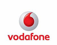 Vodafone - Ramadan Galak Print Ad Campaign