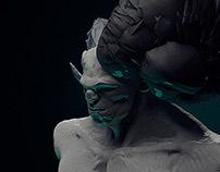 Character / Horn tumor