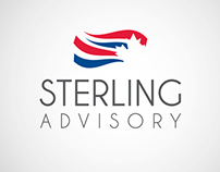 Sterling Advisory - Logo Design