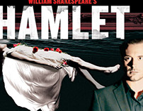 Postcard: Georgia Shakespeare's Hamlet