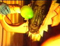 "Videoclip ""Ojos"" for Fitzcarraldo 1995"