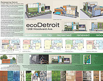 Opportunity Detroit - Architectural and Interior Projec