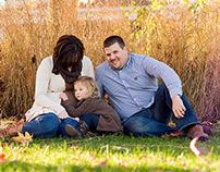 Shaw Family/Maternity Photo Session