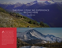 Whistler Blackcomb Summer 2015 for Origin Design