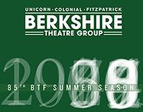 Berkshire Theatre Group Program Book
