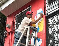 Satisfactory Mural · San José · Costa Rica