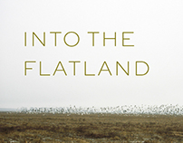 Into the Flatland photography book