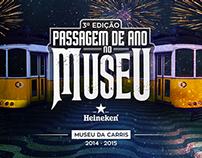 Passagem de Ano no Museu · 3ª Edição