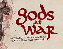 Series Artwork: Gods at War