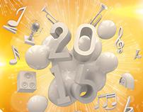 Caslumi - Feliz 2015