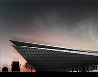 Hatta Public Library Extension Design