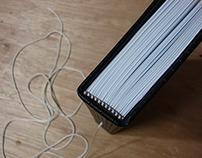 2010 / hand-bound book