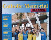 Catholic Memorial High School Magazine.3