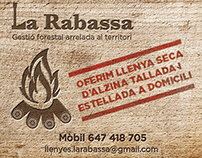"""La Rabassa"" forest management"