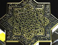 "Kajal Perfumes — ""Dahab"" (Gold)"