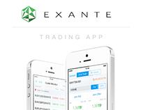EXANTE Trading