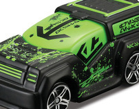 Die-Cast Vehicle Designs