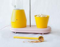 """""""Popcorn Monsoon"""" - Jolene Carlier"""