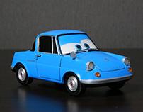 CARS ST NO.1 / '60 MAZDA R360