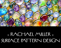 Surface Pattern Design Portfolio