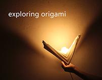 Exploring Origami