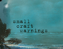 Poster: York Shakespeare Company's Small Craft Warnings