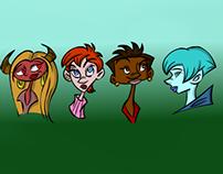 Original Character Designs