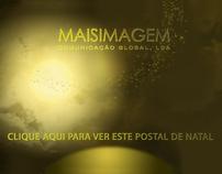 Cartão de Natal - MAISIMAGEM