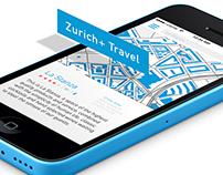 Zurich Travel Guide App