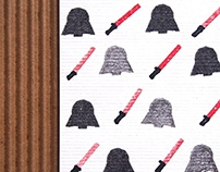 Geekery Cards - Hand Carved Stamps, Handcrafted Cards