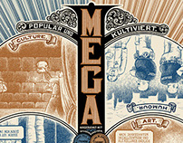 Mega Beta Magazine Cover