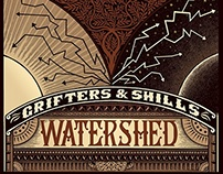 Watershed CD Artwork