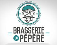 Brasserie du Pépère, Bière artisanale