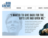 The Bob Crewe Foundation website