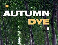 Autumn dye