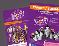 Tarbes Gespe Basket, TGB