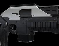 Shotgun SD6