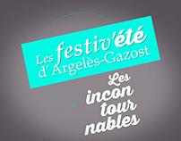 Festivités 2014 Office de Tourisme d'Argelès-Gazost