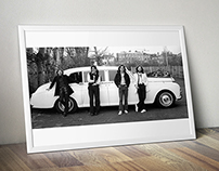 The Beatles: Composite Photography
