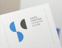 Santa Colomba folder